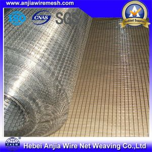 Building Material Galvanized Welded Wire Mesh with (CE and SGS) pictures & photos