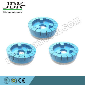 Diamond Satellite Calibrating Wheels for Grinding Stone Slab pictures & photos