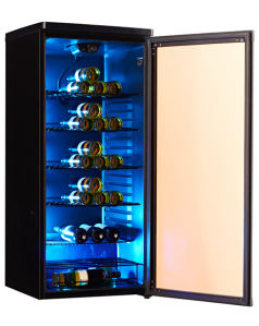 89 Bottles Large Size Wine Cooler pictures & photos