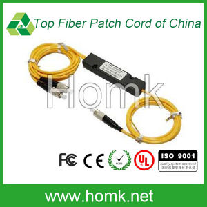 1*2 FC Tapered Fiber Splitter pictures & photos