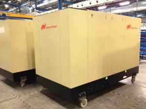 Ingersoll Rand Oil-Free Screw Air Compressor (IRN90K-OF IRN110K-OF IRN132K-OF IRN160K-OF) pictures & photos