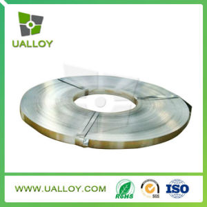 En CuNi18zn27 Ribbon Cu-Ni-Zn Alloy New Silver Flat Wire Strip pictures & photos