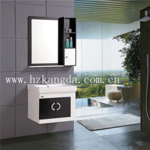 PVC Bathroom Cabinet/PVC Bathroom Vanity (KD-377) pictures & photos