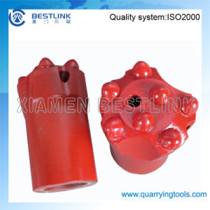 Taper Drill Button Bit for Small Hole Drilling in Quarry pictures & photos