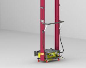 Concrete Automatic Cement Rendering Machine Equipment pictures & photos