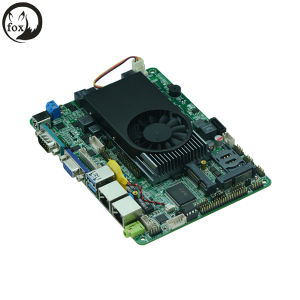 4′′ Industrial Motherboard with Celeron-U 1037u Inboard DDR3 2g Memory Power Input DC_9V~36V pictures & photos