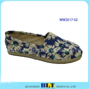 Hot Sale Leisure Casual Shoes with Hemp Rope pictures & photos