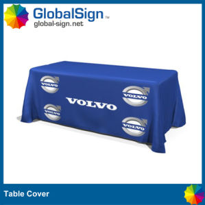 Customized Table Cover for 6ft or 8ft Table (DSP06) pictures & photos