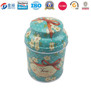 Tea Tin Irregular Shape Wholesale Tin Box Manufacture pictures & photos