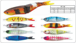 Swimming Soft Lure Soft Fishing Bait pictures & photos
