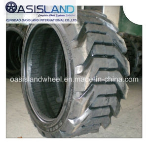 Foam Filled Tire (445/65D22.5) for Skidsteer and Platform Lift pictures & photos