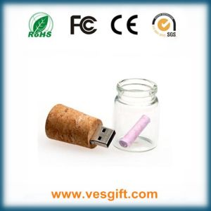 New Promotional USB Pen Floating Bottle Flash Disk USB Memory pictures & photos