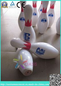 Durable Bowling Pins (White Pins) pictures & photos