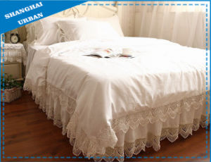 Chemical Lace Bedding Duvet Cover (set) pictures & photos