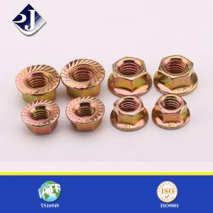 ASME/DIN Standard Hex Flange Nut pictures & photos