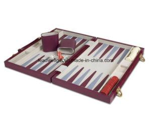 """Leatherette 15"""" Backgammon Set pictures & photos"""