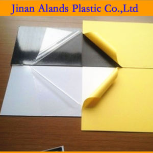 Cold Pressing Self Adhesive PVC Inner Sheet for Photo Album pictures & photos