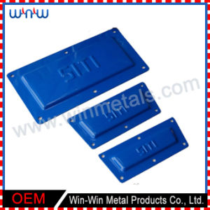 Color Deep Drawing Welding Precision OEM Sheet Metal Stamping Parts pictures & photos