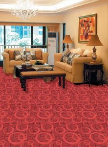 Machine Tufted PP Wall to Wall Hotel Carpets pictures & photos