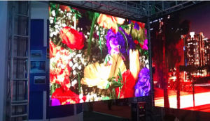 P6 Cost-Effective Factory Slim Rental Indoor LED Screen (576mm*576mm LED wall) pictures & photos