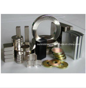 Rare Earth Neodymium Magnets with Different Shape pictures & photos
