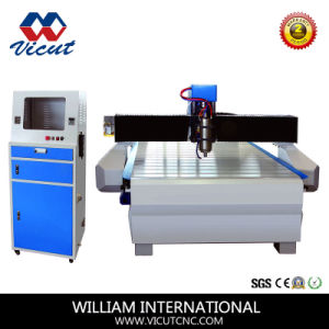 CNC Router Machine for Metal Cutting and Engraving (VCT-1325MD) pictures & photos