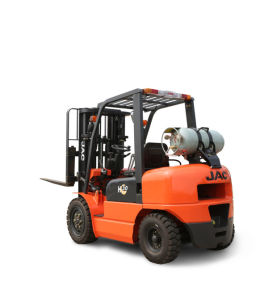 3000kg Forklift Truck Chinese LPG Forklift pictures & photos