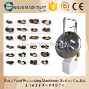 SGS Chocolate Coating/Polishing Machine for Nuts pictures & photos