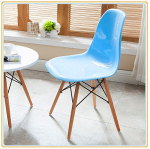 Plastic Dining Chairs/Household Chairs (Blue Color) pictures & photos