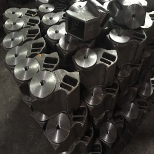 45 Carton Steel Investment Casting for Ship Parts