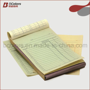 Custom Hotel Pocket Purchase Order Book Wholesale