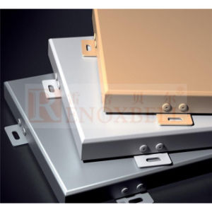 EDM Aluminum Solid Panel for Metal Facade Cladding pictures & photos