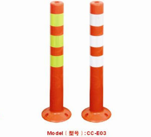 Rubber Base Spring- Back Flexible Post pictures & photos