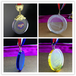 High Quality Colorful Novelty Crystal Trophy Award pictures & photos