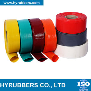 Agricultural Irrigation PVC Lay Flat Hose pictures & photos