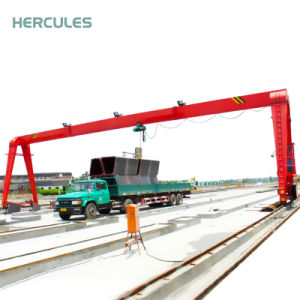 L Type 5-50ton Single Beam Hanger Gantry Crane pictures & photos