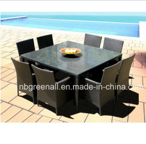 All Weather Patio Dining Rattan Garden Outdoor Furniture pictures & photos