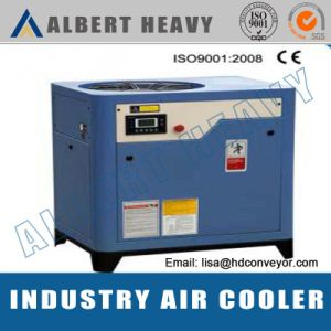 Industrial Cooling Air Screw Compressor pictures & photos