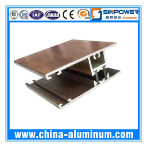 Sliding & Casement Window Door Aluminum Profile