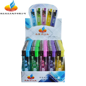 Liliang Electronic Lighter (p106)