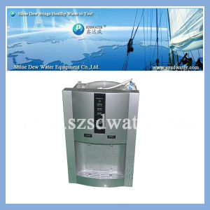 Table Top Compressor Water Dispenser with Carbon Filter pictures & photos