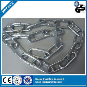 Q235 Material DIN763 Long Link Chain pictures & photos
