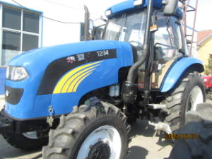 Huaxia Best Price Hydranulic Steering 120HP 4*4 Large Farm Tractor pictures & photos