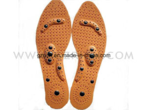 Magnetic Therapy Magnet Health Care Foot Massage Insoles pictures & photos