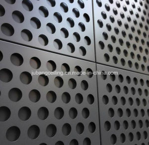 Aluminum Panels for Exterior Facade Systems