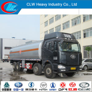 Compatitive Price Faw 8X4 29.4cbm Truck for Fuel Tanker (CLW1310) pictures & photos