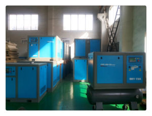 Variable Speed Air Screw Compressor for Industrial Use pictures & photos