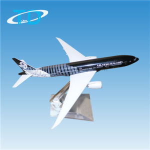 B777 -300 1/400 Metal Aircraft Model with Air New Zealand Logo pictures & photos