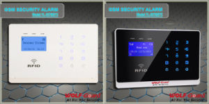 Wireless Intruder Home Security Burglar GSM Alarm for Safety Alarm pictures & photos