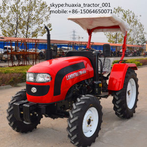 Foton 40HP 4WD Tractor with Sunshade pictures & photos